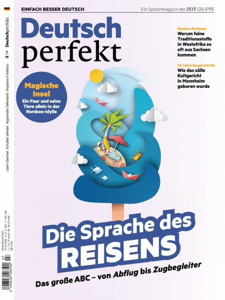 Deutsch Perfekt 2019-07