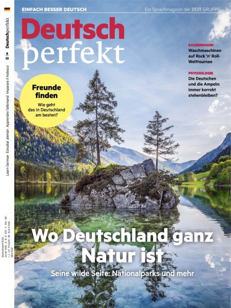 Deutsch Perfekt 2019-08