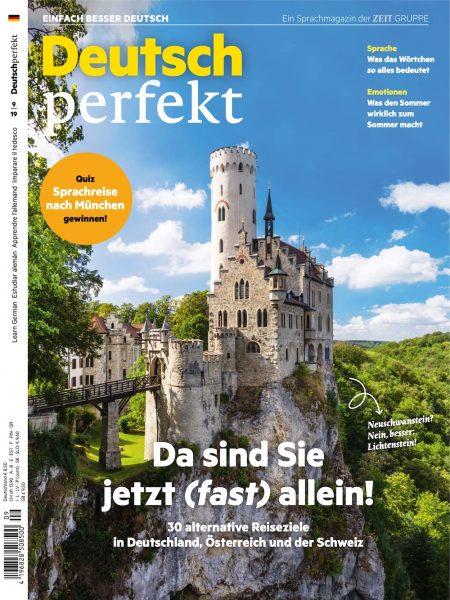 Deutsch Perfekt 2019-09