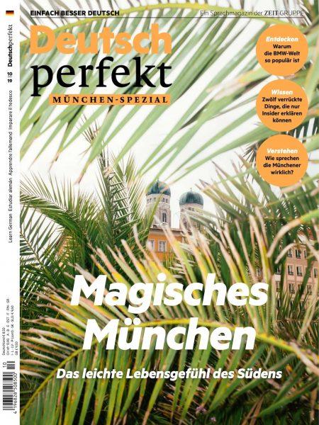 Deutsch Perfekt 2019-10