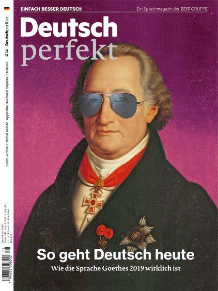 Deutsch Perfekt 2019-11
