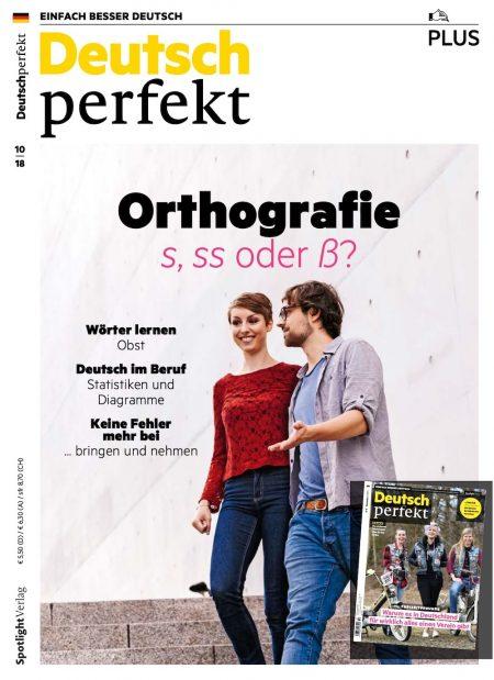 Deutsch Perfekt Plus 2018-10