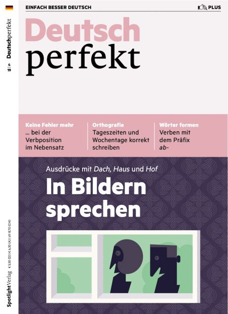 Deutsch Perfekt Plus 2019-04