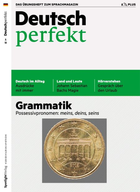 Deutsch Perfekt Plus 2019-05