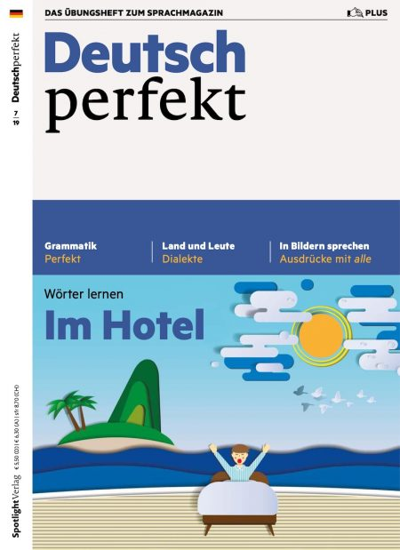 Deutsch Perfekt Plus 2019-07