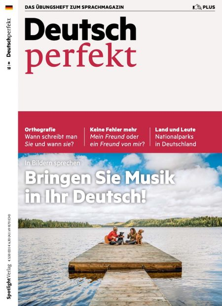 Deutsch Perfekt Plus 2019-08