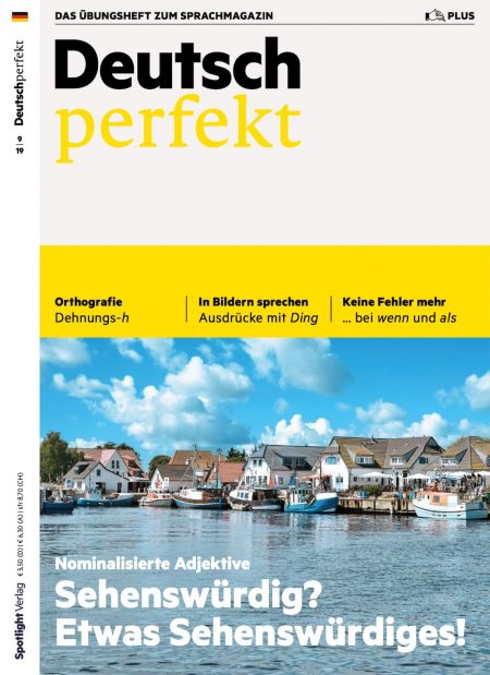 Deutsch Perfekt Plus 2019-09