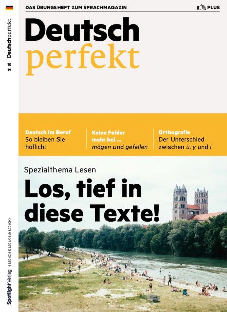 Deutsch Perfekt Plus 2019-10