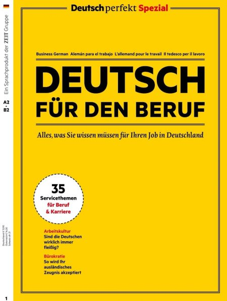 Deutsch Perfekt Spezial 2019-01