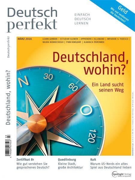 Deutsch Perfekt 2016-03