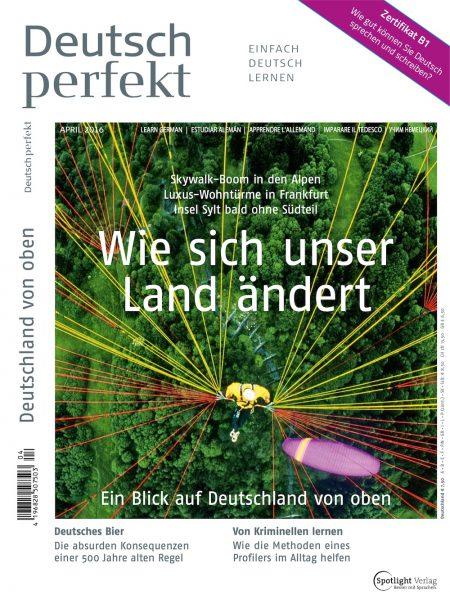 Deutsch Perfekt 2016-04