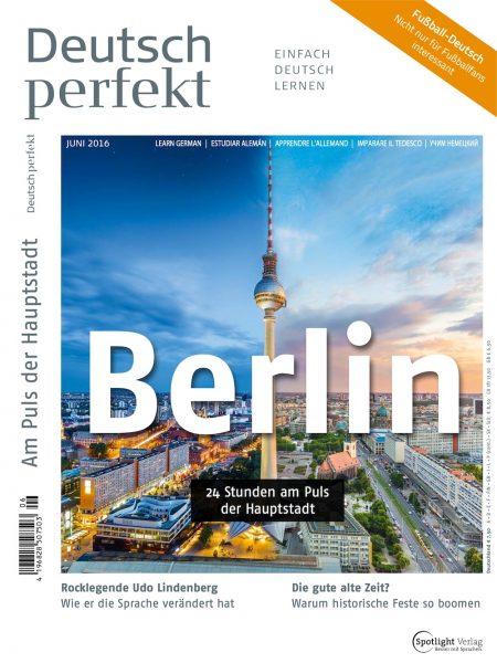 Deutsch Perfekt 2016-06