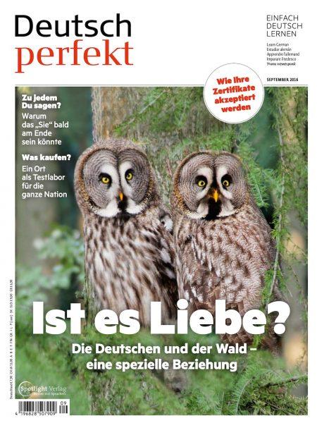 Deutsch Perfekt 2016-09