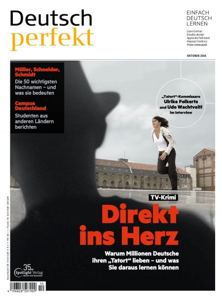 Deutsch Perfekt 2016-10