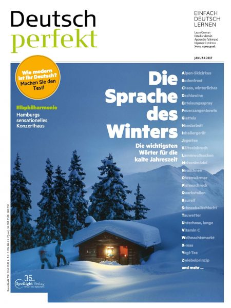Deutsch Perfekt 2017-01