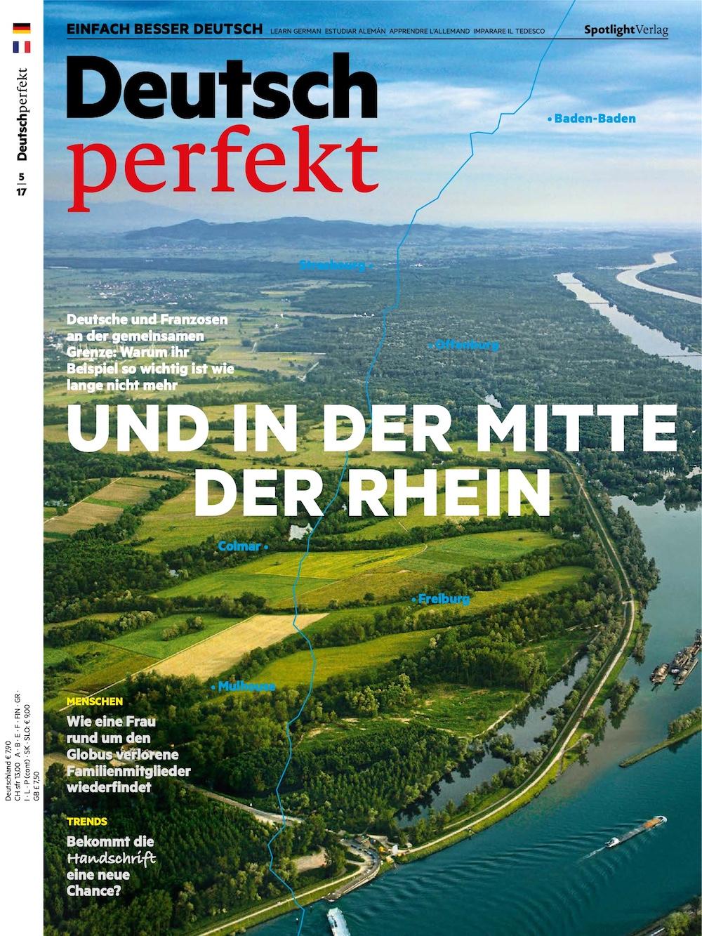 Deutsch Perfekt 2017-05