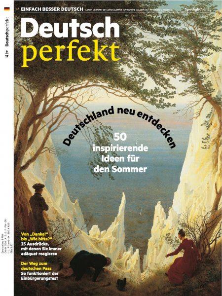 Deutsch Perfekt 2017-06