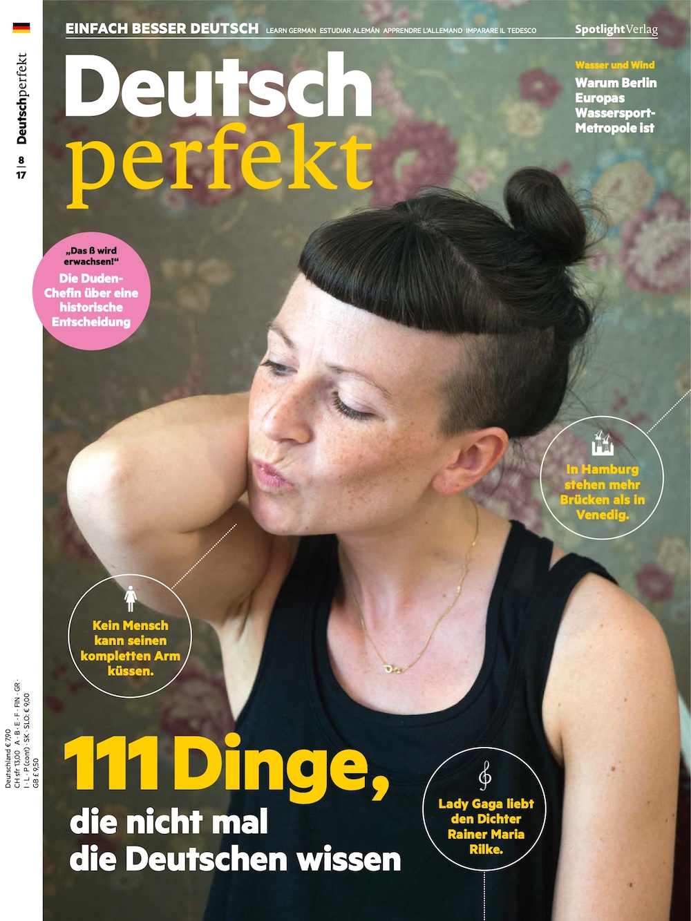Deutsch Perfekt 2017-08