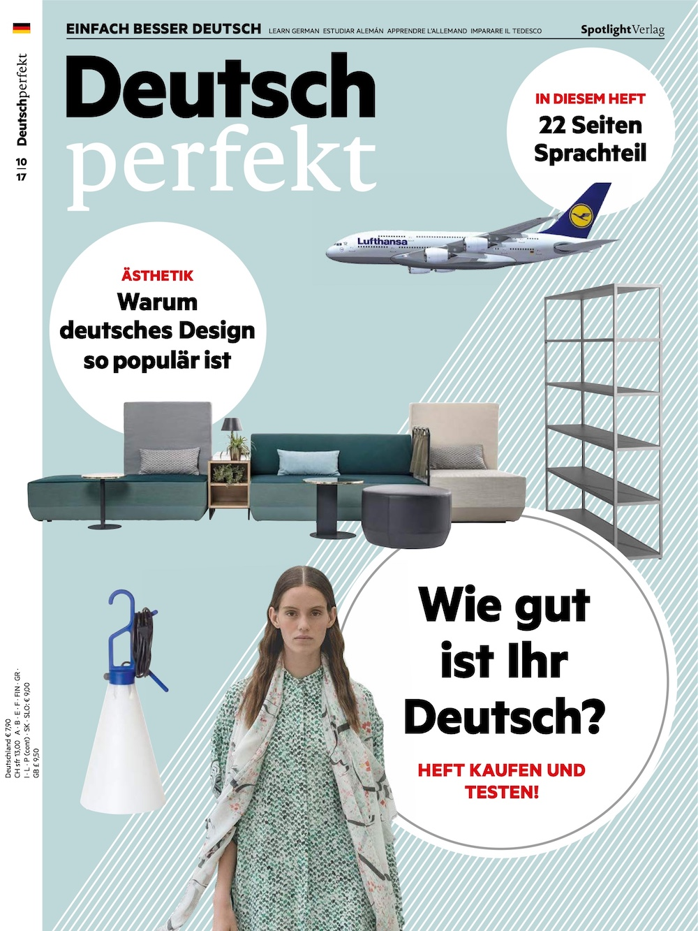 Deutsch Perfekt 2017-10