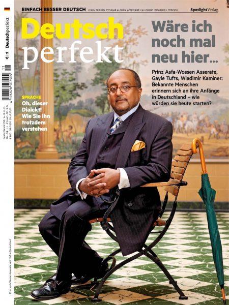 Deutsch Perfekt 2017-11