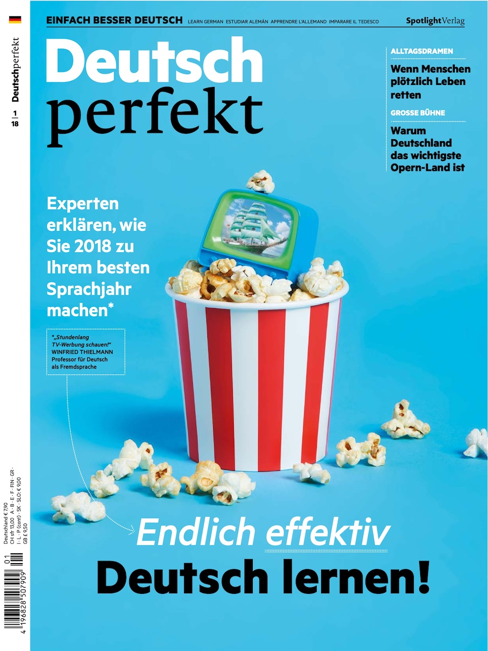Deutsch Perfekt 2018-01