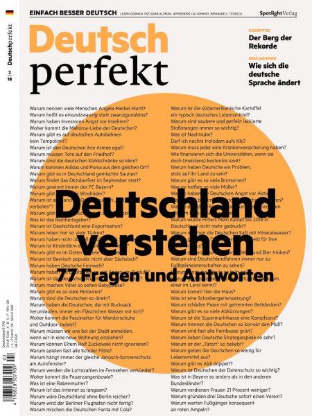 Deutsch Perfekt 2018-02