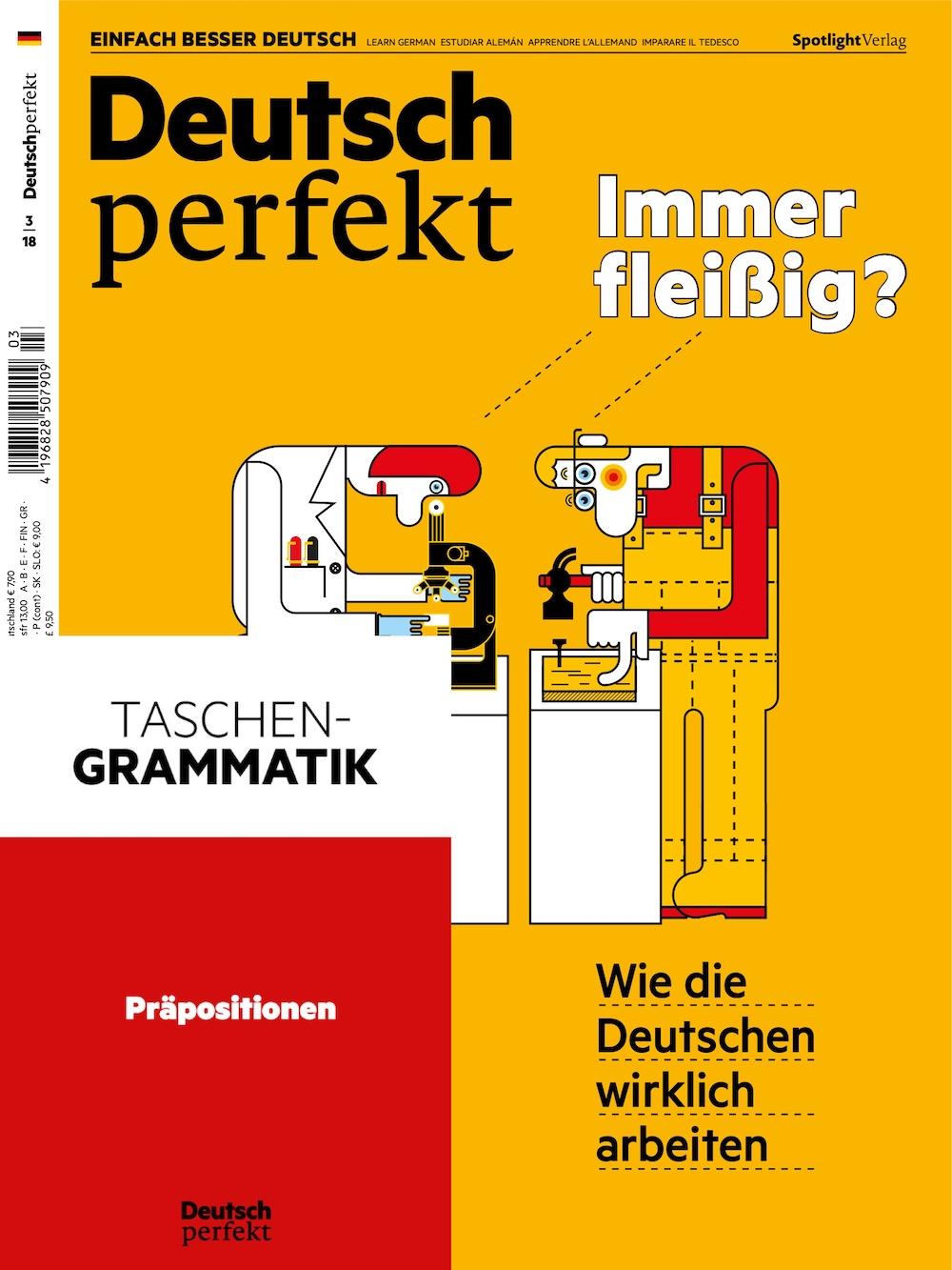Deutsch Perfekt 2018-03