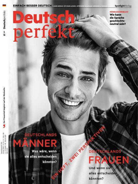 Deutsch Perfekt 2018-05