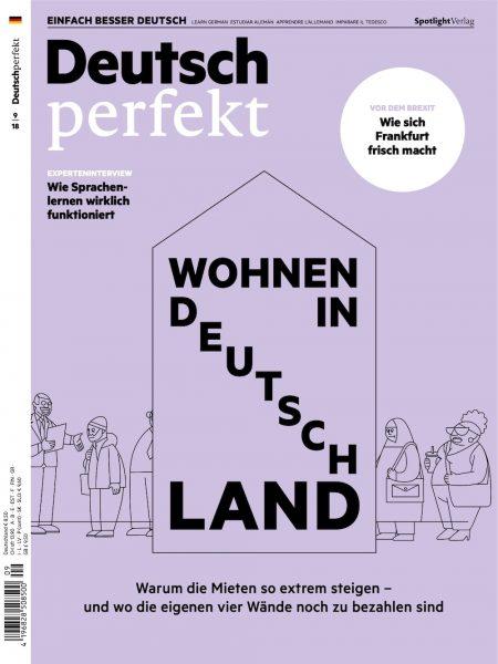 Deutsch Perfekt 2018-09