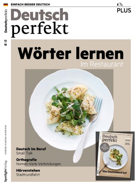 Deutsch Perfekt Plus 2018-12