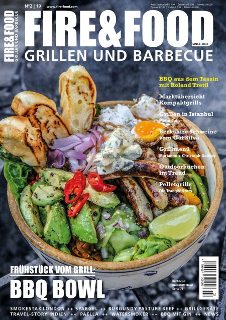 Fire & Food 2019-02