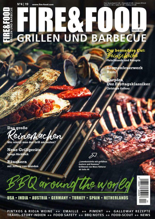 Fire & Food 2019-04