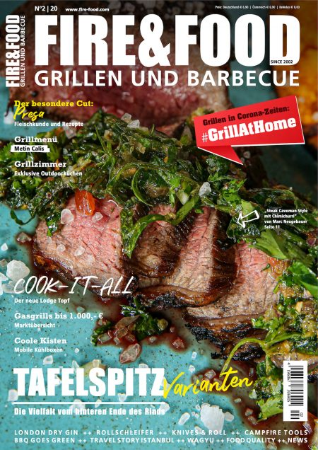 Fire & Food 2020-02