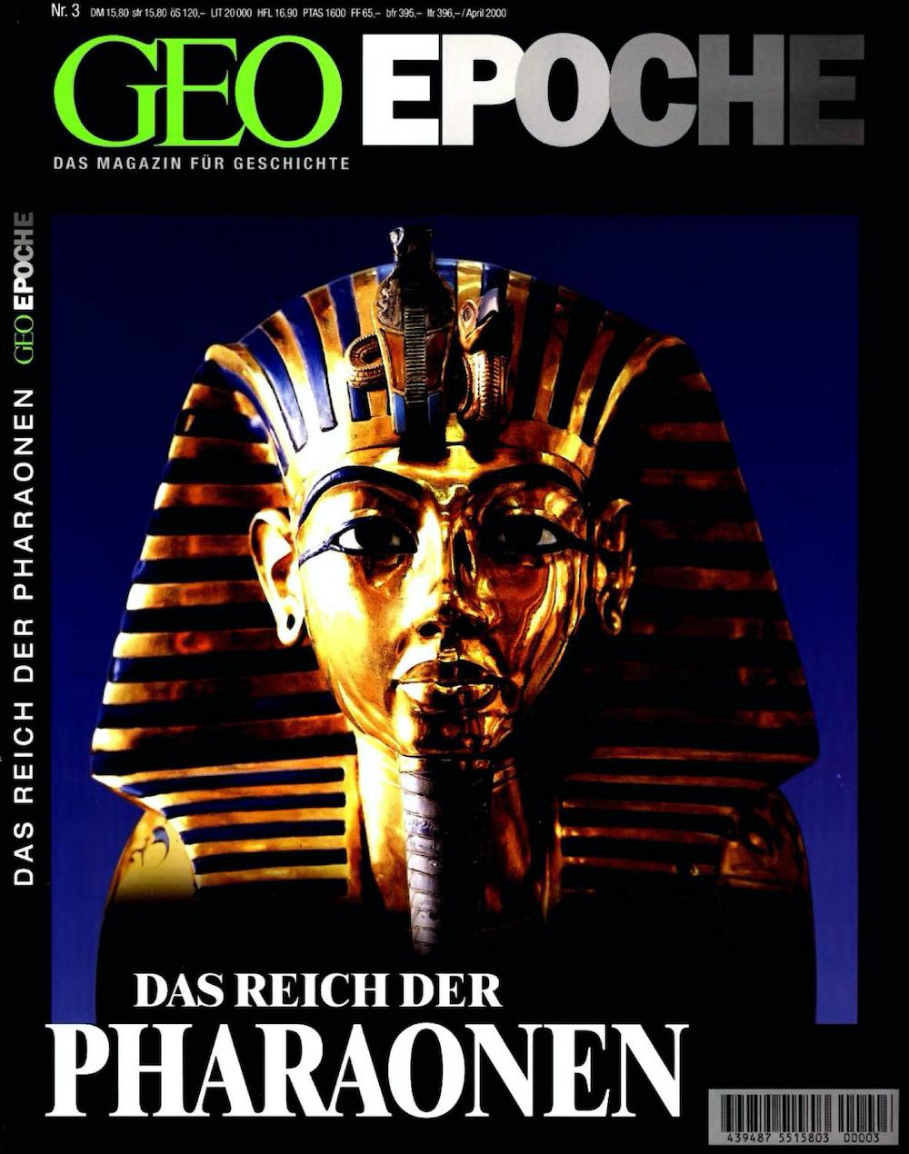 GEO Epoche 2000-03 Pharaonen