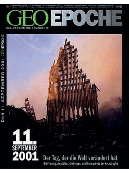 GEO Epoche 2001-07 Der 11.09.2001