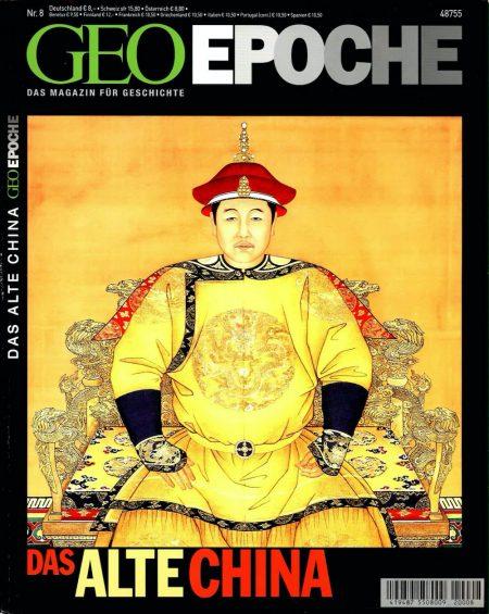GEO Epoche 2002-08 Das alte China