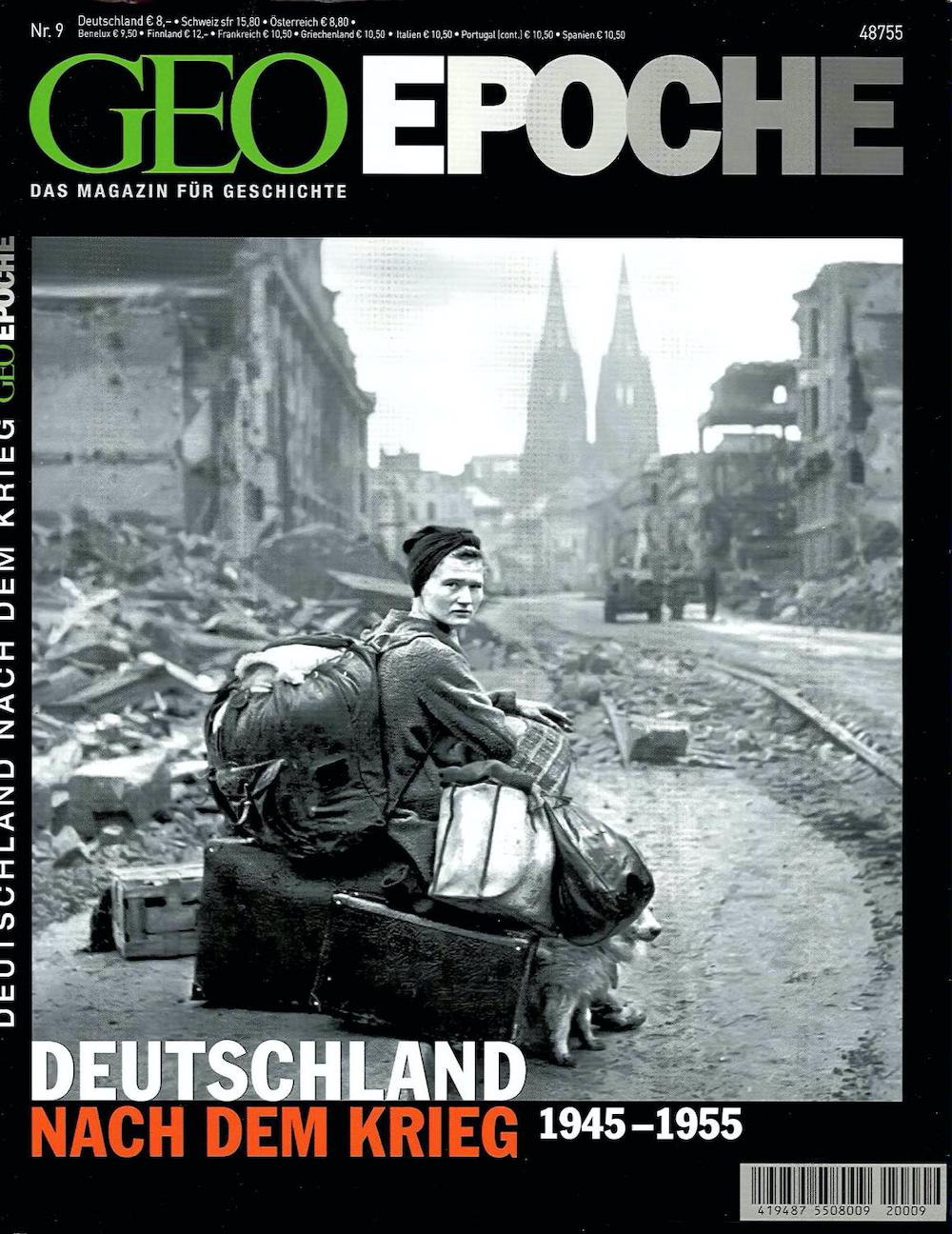 GEO Epoche 2002-09 Deutschland nach dem Krieg 1945-1955
