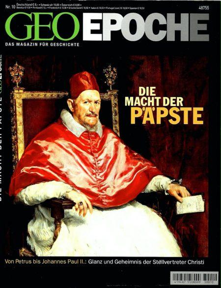 GEO Epoche 2003-10 Die Macht der Päpste