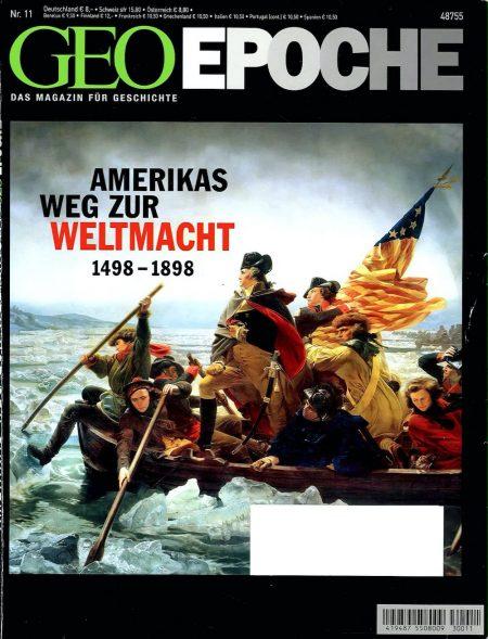 GEO Epoche 2003-11 Amerikas Weg zur Weltmacht