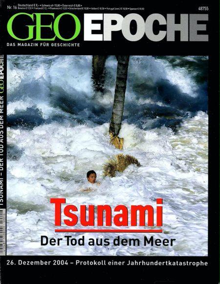 GEO Epoche 2005-16-Tsunami