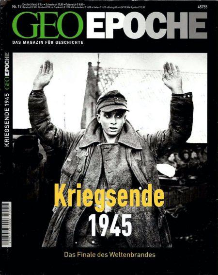 GEO Epoche 2005-17 Kriegsende 1945