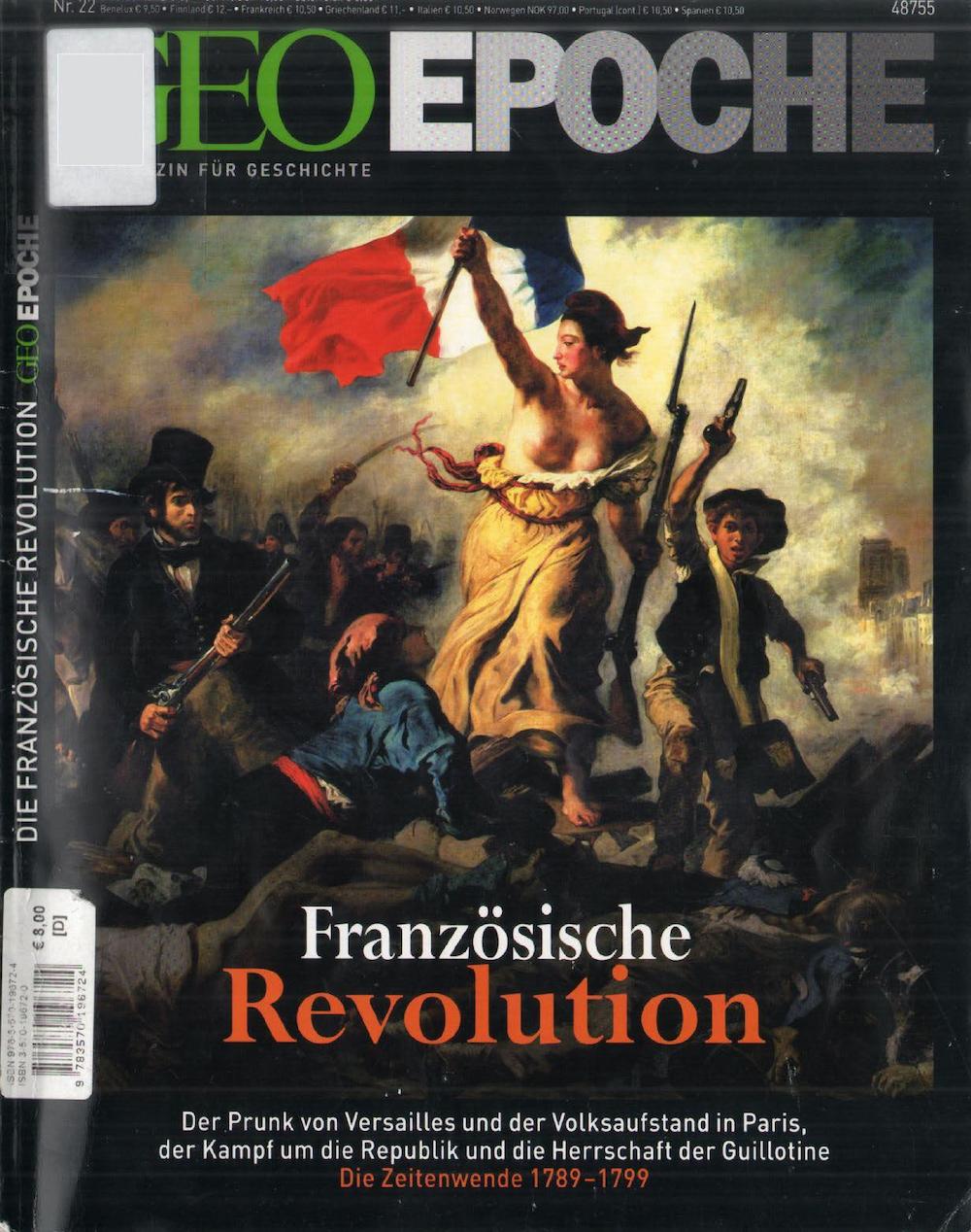 GEO Epoche 2006-22 Die Französische Revolution