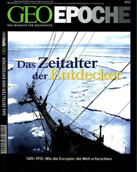 GEO Epoche 2006-24 Das Zeitalter der Entdecker