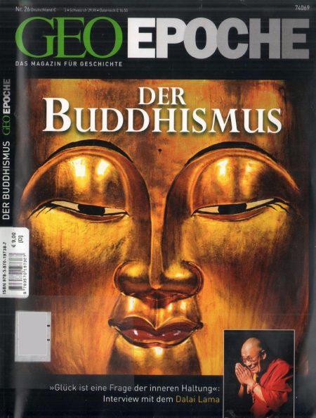 GEO Epoche 2007-26 Der Buddhismus