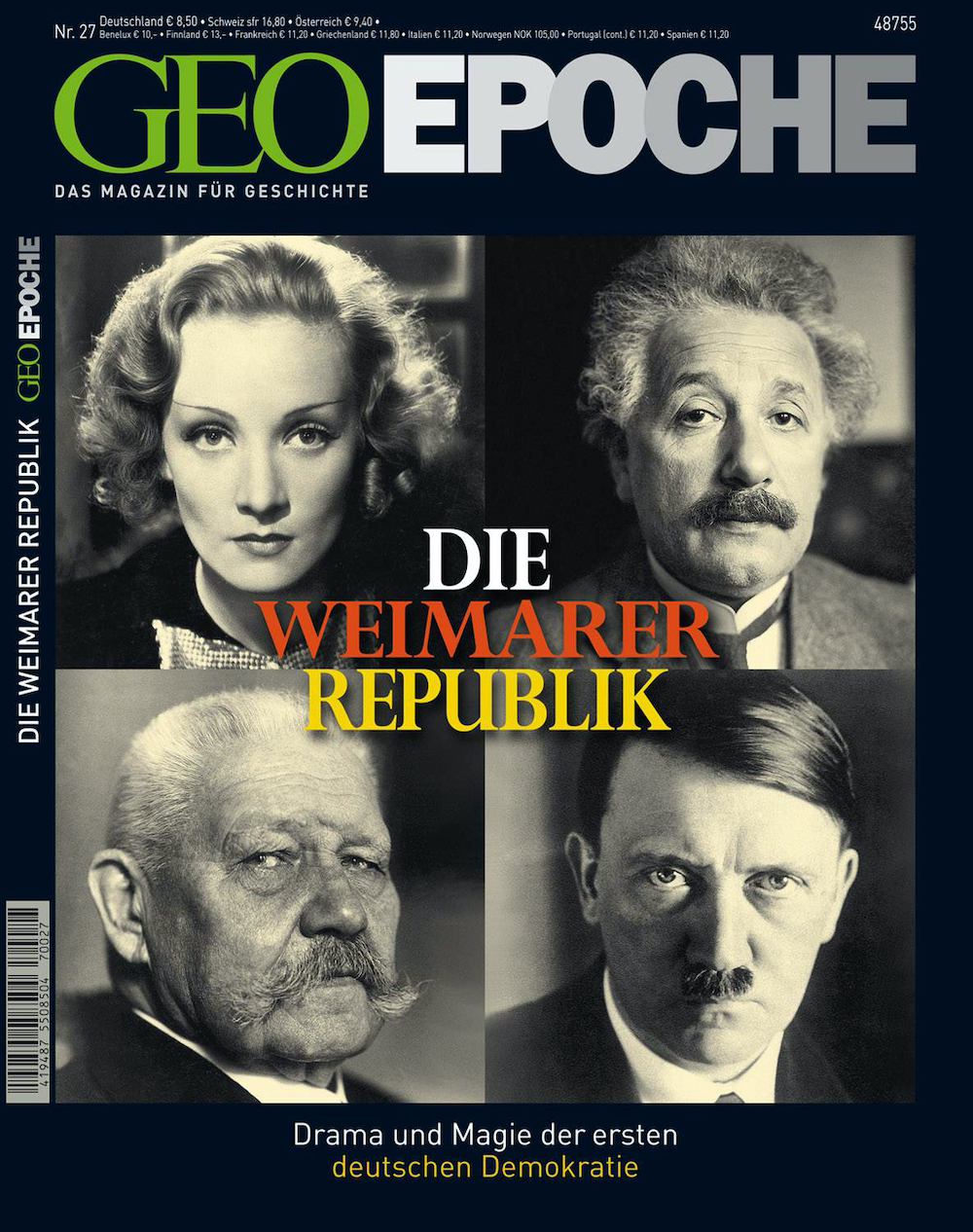 GEO Epoche 2008-27 Die Weimarer Republik