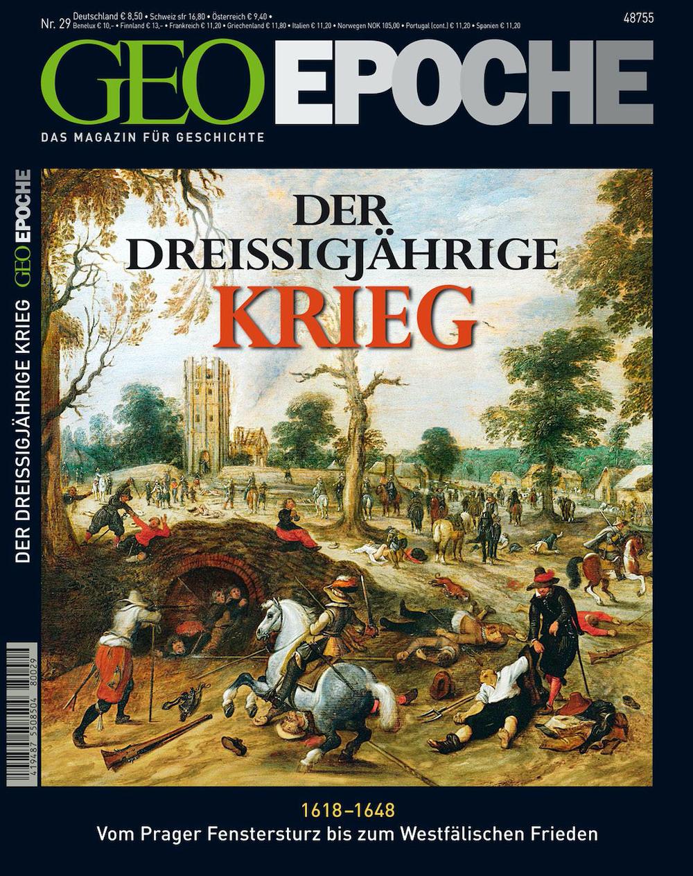 GEO Epoche 2008-29 Der Dreissigjährige Krieg