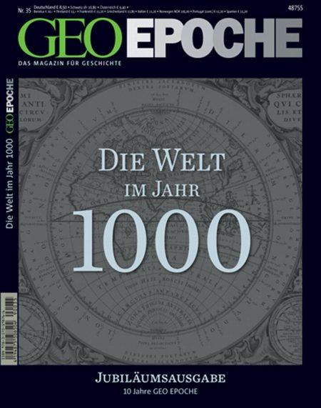 GEO Epoche 2009-35 Die Welt im Jahr 1000