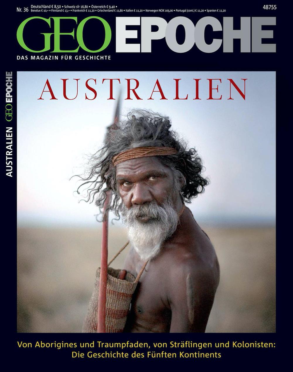 GEO Epoche 2009-36 Australien