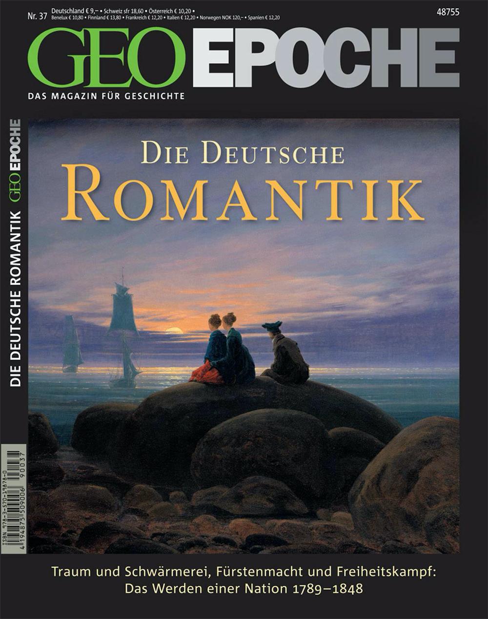 GEO Epoche 2009-37 Die Deutsche Romantik