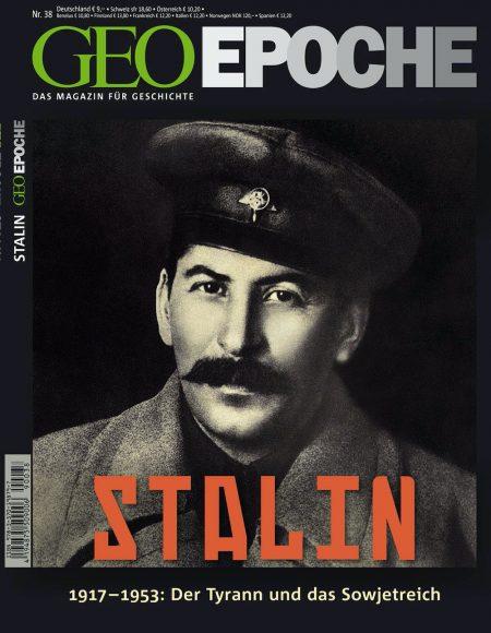 GEO Epoche 2009-38 Stalin